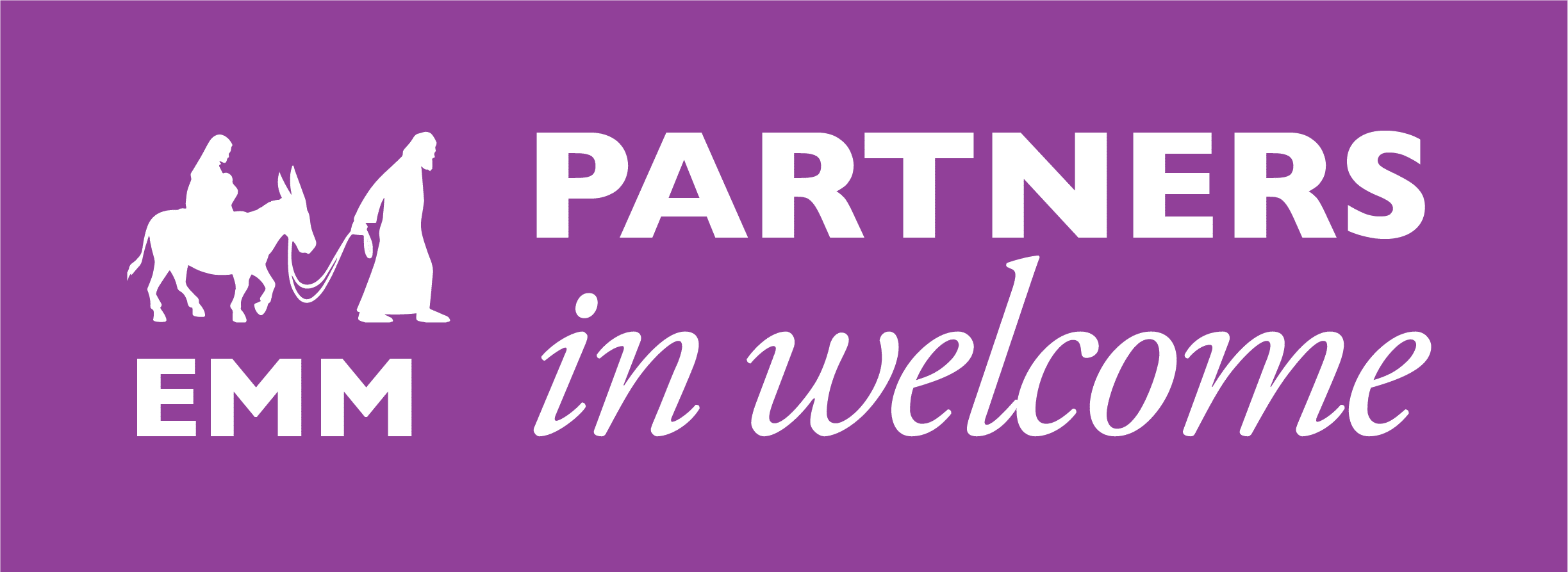 Partners in Welcome Logo